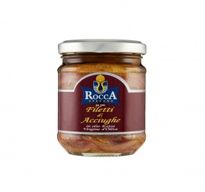 Specialità Acciughe in olio d'oliva