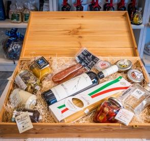 Confezioni regalo LUXURY BOX 118.00€