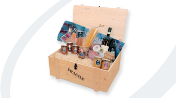 Gift Boxes Golden 175€